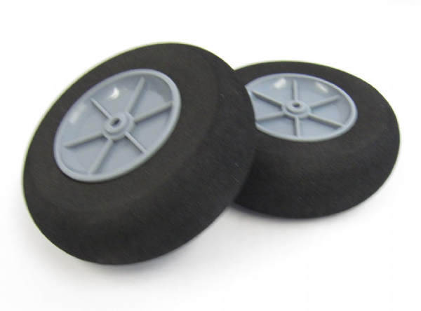 Foam Wheels 75mm